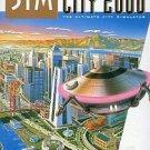 Super Famicom - Nintendo Super NES - Sim City 2000