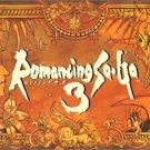 Nintendo Super NES - Romancing Saga 3 Japanese Language Version Super Famicom