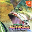 Sega of America - Sega Dreamcast - Get Bass Sega Bass Fishing