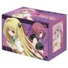 TO LOVE-RU Darkness YAMI MEA Kurosaki Deck Holder Card Box MTG TCG CCG