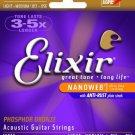 W L Gore & Associates Inc - Elixir -  Acoustic Phosphor Bronze Strings