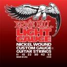 Ernie Ball 2208 Light Nickel Wound Set  with  wound G (11 - 52)