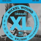 DAddario EXL150H High-Strung Guitar Strings