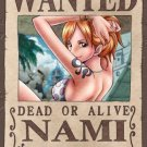 One Piece Nami Wanted Poster Puzzle 150 Pieces 150-043 (Japan Import)