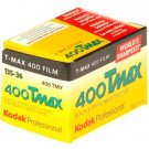 Kodak 400 TMAX Professional ISO 400 35mm 36 Exposures Black and White Film