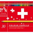 Swisscolor Pencils Metal Box Set Of 30