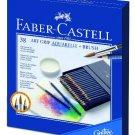Faber castell - 38 color studio box 114 238 Castel Art grip watercolor pencils