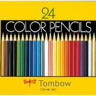 Tombow 24 Color Pencil Box NA CQ-NA24C