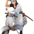 Banpresto - Gintama Gintoki Sakata & Scooter Limited Figure
