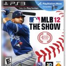 Game: PS3 MLB 12 The Show