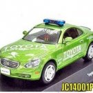 Model Car 1/43 J-Collection TOYOTA SOARER 2004 pace car (Green)Japanese Model Cars