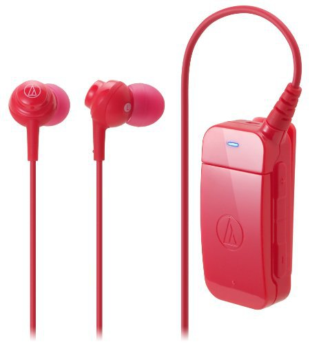 Audio-technica - Soundphone Wireless Stereo Headset(Red)