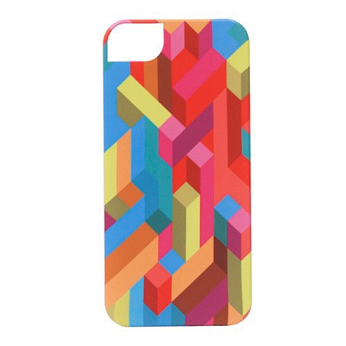Assy co - iCOVER Design Joy iPhone 5 Case (Pattern 1)