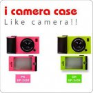 Hashy Top-In - iCamera iPhone 4S/4 Case (Pink)