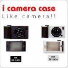 Hashy Top-In - iCamera iPhone 4S/4 Case (Black)