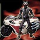 Bandai SIC SIC Vol14 Kamen Masked Rider 1 and Cyclone