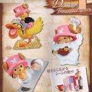 One Piece desktop theater figure CHOPPERS ADVENTURE/Volume 1 all three set
