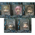 TAITO - GUILTY CROWN ChimiGuilty 5 FIGURES SET