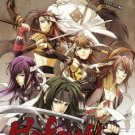 Aksys - Sony PSP -  HAKUOKI WARRIORS OF SHINSENGUMI