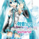 Sega Hatsune Miku: Project Diva Extend for PSP (Japanese Language Import)