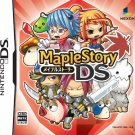 Game: Nintendo DS MapleStory DS [Japan Import]