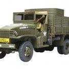 Model: Tamiya 2.5 Ton 6x6 Cargo Truck