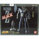 Figure: Soul of Chogokin GX-01B Mazinger Z Limited Black Version [Japan Import]