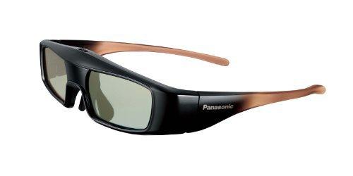 Panasonic - VIERA 3D Glasses Active-Shutter L-size | TY-EW3D3LW