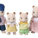 "Epoch Sylvanian Families Sylvanian Family Doll ""Fs-20 Family of Hamster"""