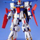 Model: Gundam MSZ-010 ZZ Gundam MG 1/100 Scale