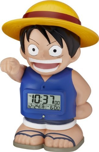 Rhythm clock - ONE Piece (Dress) Character Alarm Clock
