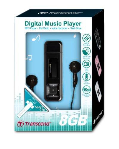 TRANSCEND - MP330 - Digital player - 2 5cm/1