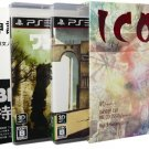Game: PS3 Ico & Shadow of Colossus Set [Japan Import]