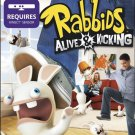 UBI Soft - Xbox 360 - Rabbids Alive & Kicking