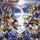 Namco Bandai Games / Nintendo Wii / SD Gundam G Generation Wars