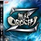 KOEI - PS3 - Musou Orochi Z