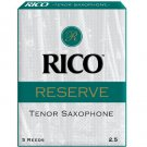 Rico DAddario &Co. Inc Reserve Tenor Sax Reeds Strength 2.5 5-pack