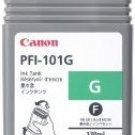 Canon INKCART PFI-101G - Green Ink Tank 130ml