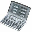 Casio EX word Electronic Dictionary XD 80A