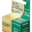 Disc Title Printer Thermal Ink Ribbon Cartridge for Casio CW50/75/More/ Green