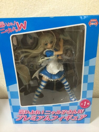W PM Premium Figure offspring Nyaruko Haiyore (japan import)