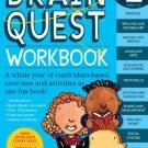 Brain Quest WorkbookbGrade 1 Book Exercises Games