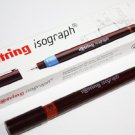 Rotring - Isograph for Pen Precise Line Width to ISO 128 and ISO 3098/1