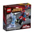 Lego Super Heroes Spider Trike vs. Electro 76014