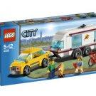 Lego City 4435: Car And Caravan