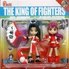 Pinky The King of Fighters Mai Shiranui x Athena Asamiya