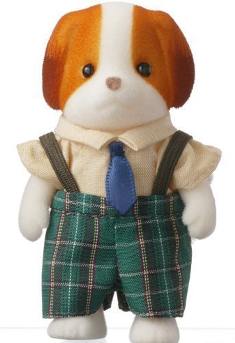 Father Lee -61 of Sylvanian Families doll chiffon dog (japan import)