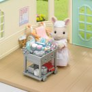 "Epoch Sylvanian Families Sylvanian Family Doll ""Longing for Nurse H-13"""
