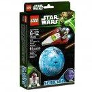 Lego Star Wars Jedi Starfighter and Kamino 75006