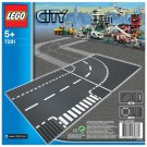 LEGO® City T-Junction and Curve - 7281.